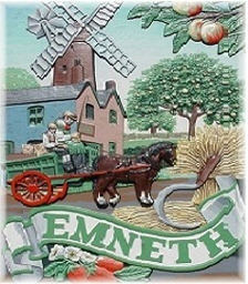 Emneth Village Sign